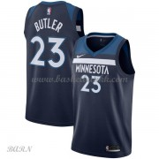 Barn Basketball Drakter Minnesota Timberwolves 2018 Jimmy Butler 23# Icon Edition Swingman..